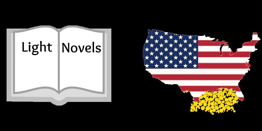 Light Novels in den USA: Ein Überblick