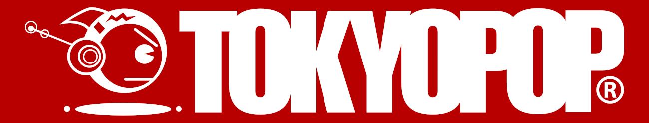 Logo des Tokyopop-Verlag