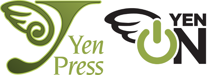 Logo Yen Press + Yen On