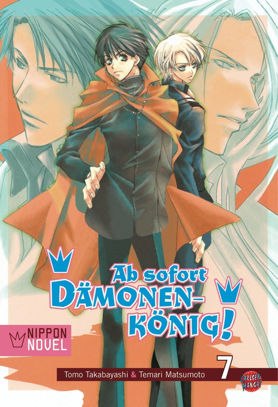 Cover des 7. Bandes von Ab Sofort Dämonenkönig