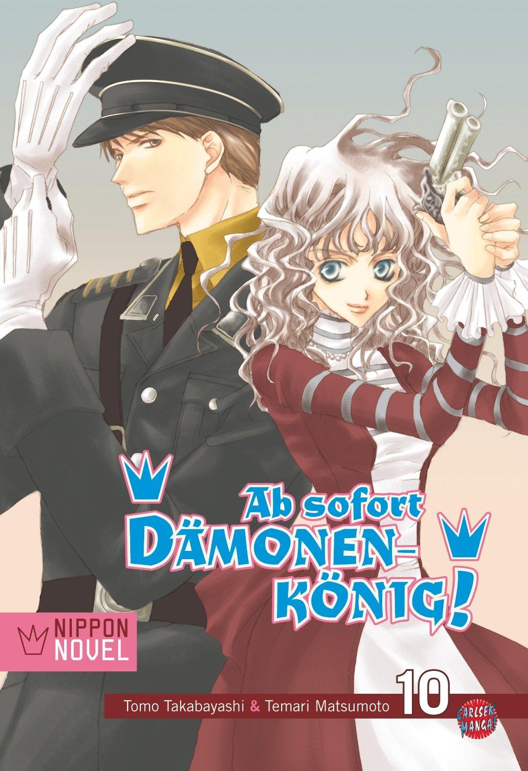 Cover des 10. Bandes von Ab Sofort Dämonenkönig