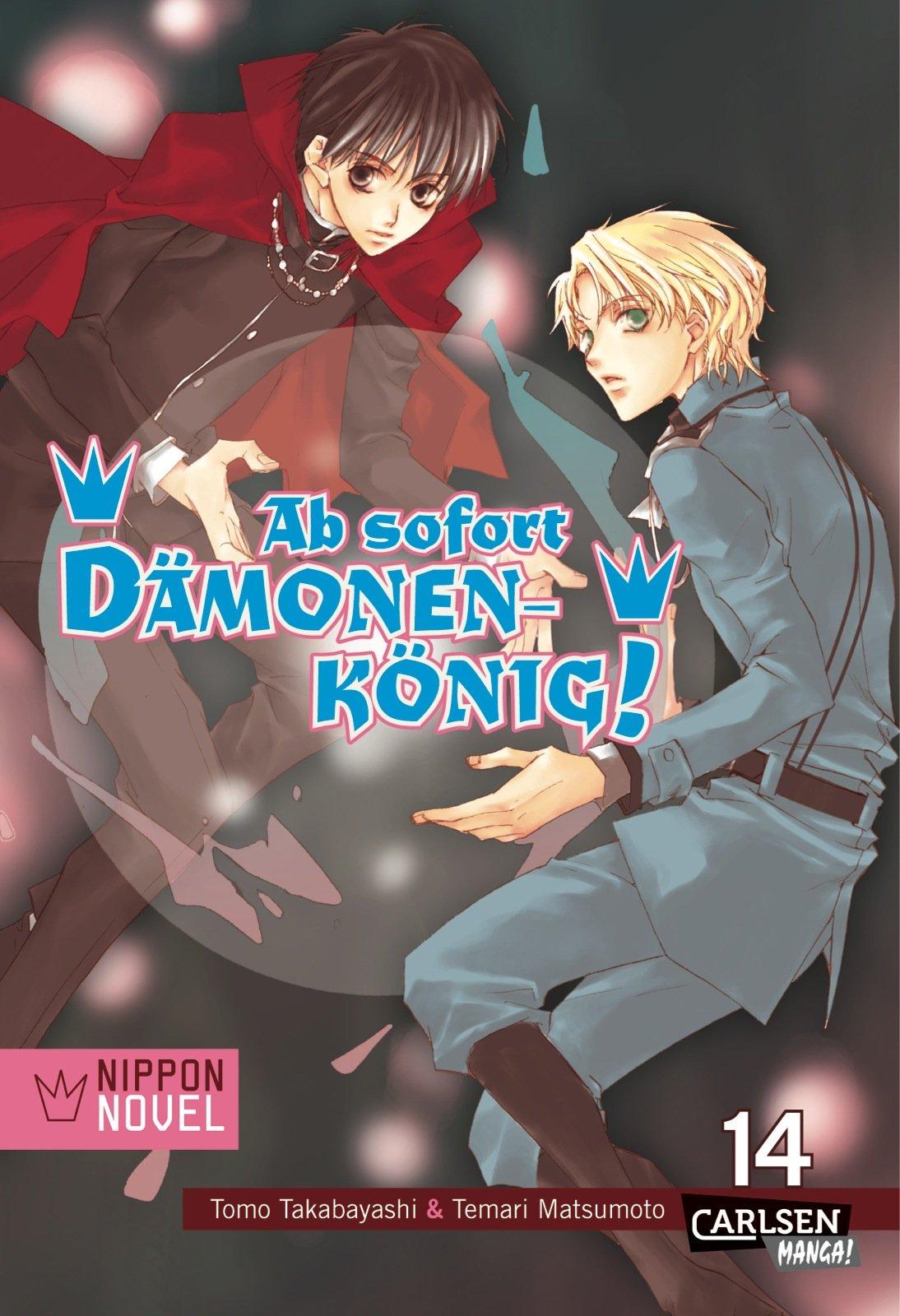 Cover des 14. Bandes von Ab Sofort Dämonenkönig