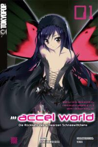 Cover des ersten Bandes von Accel World