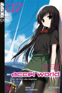 Cover des 7. Bandes von Accel World