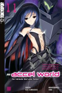 Cover des 11. Bandes von Accel World