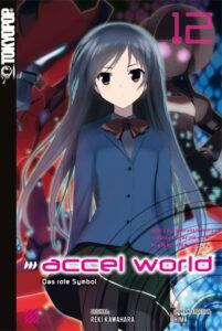 Cover des 12. Bandes von Accel World