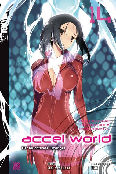 Cover des vierzehnten Bandes von Accel World