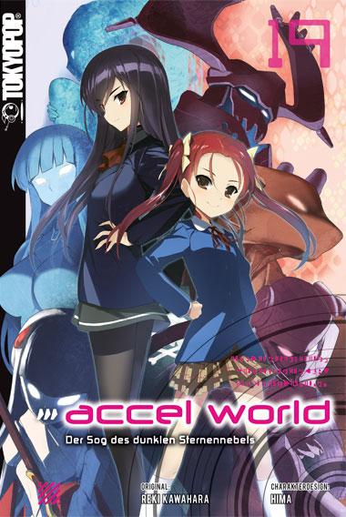 Cover des neunzehnten Bandes von Accel World