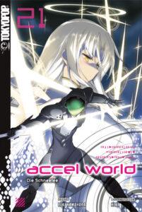 Cover des 21. Bandes von Accel World