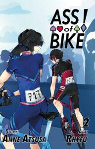 Cover des 2. Bandes von Ass of Bike