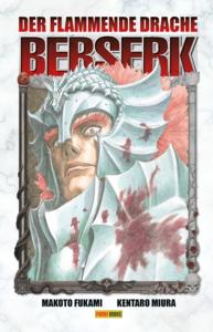 Cover des Einzelbandes von Berserk der flammende Drache