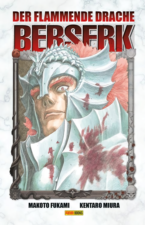 Cover des Einzelbands von Berserk - Der Flammende Drache width=