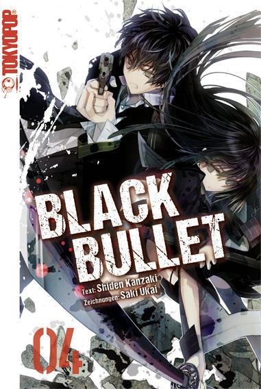 Cover des 4. Bands von Black Bullet