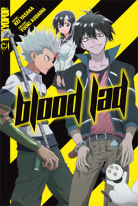 Cover des Einzelbandes von Blood Lad