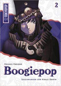 Cover des 2. Bandes von Boogiepop