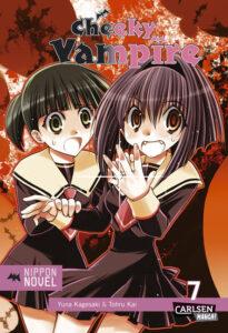 Cover des 7. Bandes von Cheeky Vampire