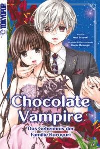 Cover des Einzelbandes von Chocolate Vampire