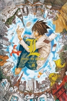 Cover des von Death Note L Change the World 2008