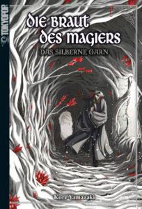Cover von Die Braut des Magiers und das silberne Garn
