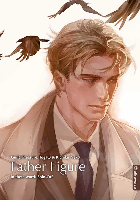 Cover des Bandes von In These Words - Light Novel - Father Figure