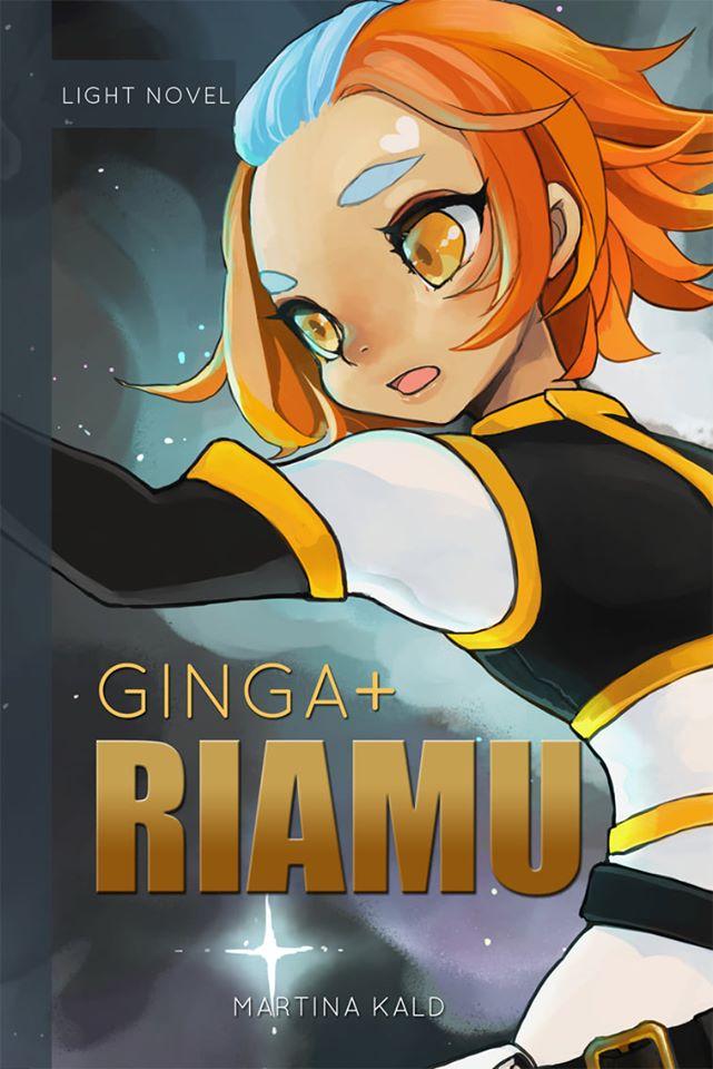 Cover des 2. Bandes von Ginga+