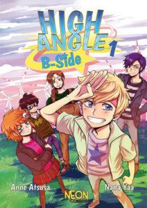 Cover des ersten Bandes von Angle B-Side