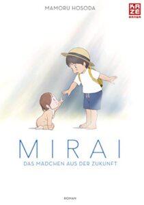 Cover der Novel zu Mirai das Mädchen aus der Zukunft