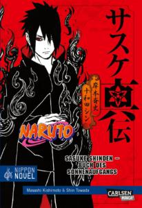 Cover von Naruto Shinden Sasuke