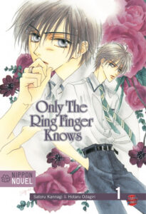 Cover des ersten Bandes zu Only the Ring Finger knows
