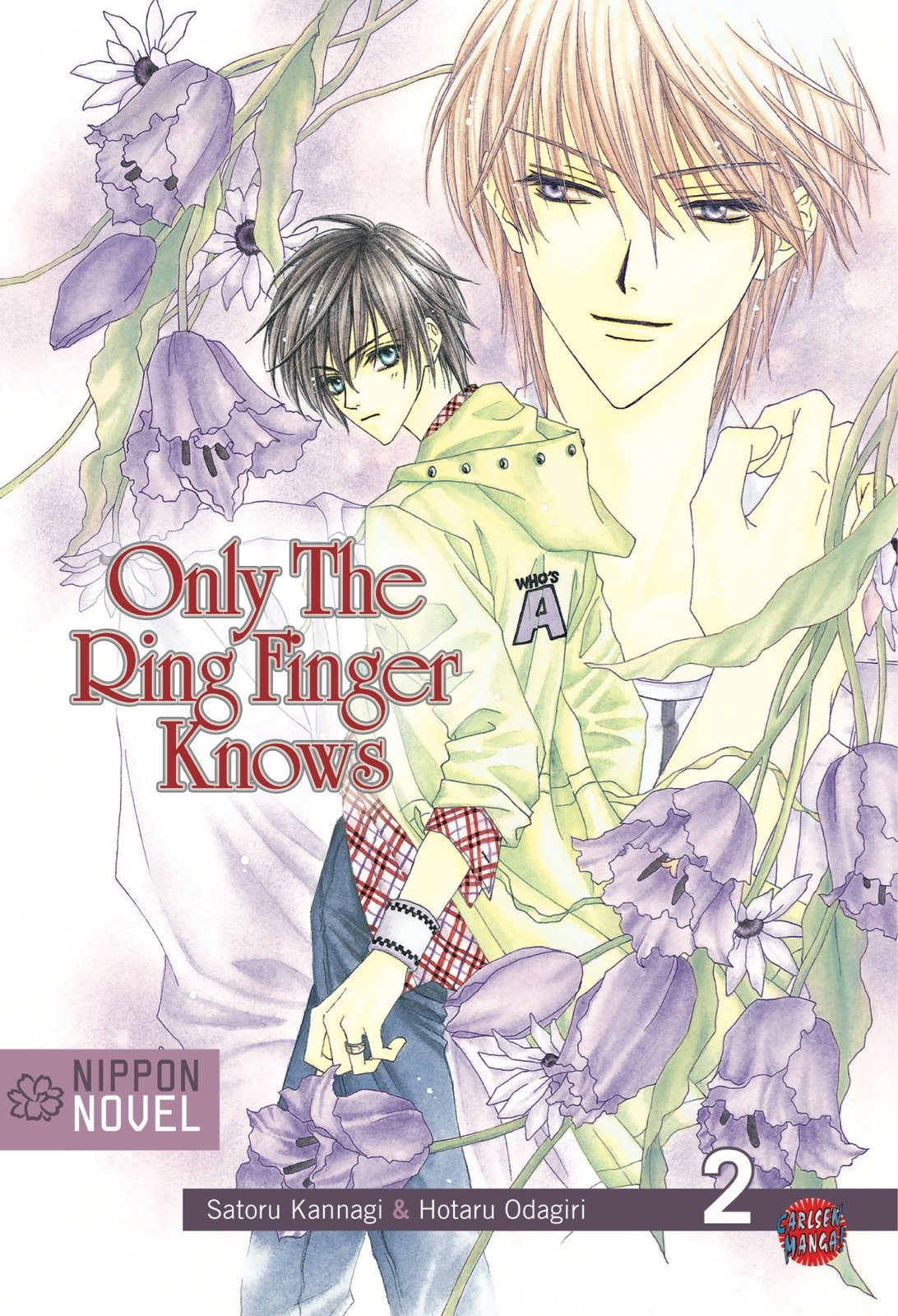 Cover des 2. Bandes von Only The Ring Finger Knows