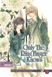 Cover des 3. Bandes von Only the Ring Finger Knows