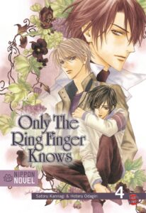 Cover des 4. Bandes von Only the Ring Finger Knows