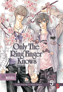 Cover des 5. Bandes von Only the Ring Finger Knows