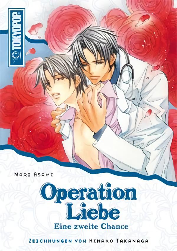 Cover des 3. Bandes von Operation Liebe