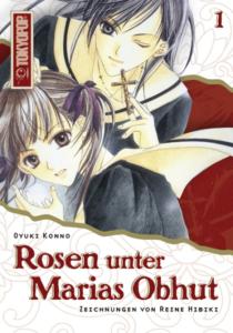 Cover des 1. Bandes von Rosen unter Marias Obhut