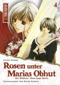 Cover des 4. Bandes von Rosen unter Marias Obhut
