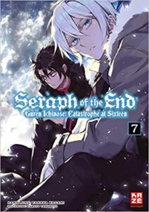 Cover des 7. Bandes von Seraph of the End Catastrophe at Sixteen