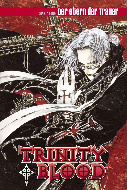 Cover des 1. Bandes von Trinity Blood