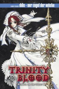 Cover des 2. Bandes von Trinity Blood