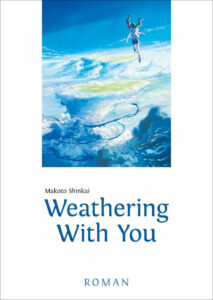 Cover des Buches Weathering with you