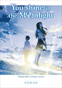 Cover des Buches You Shine in the Moonlight