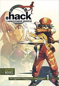 Cover des 1. Bandes von .hack another Birth