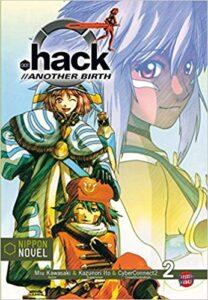 Cover des 2. Bandes von .hack another birth
