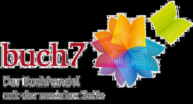 Logo von buch7 - Der Buchhandel mit der sozialen Seite