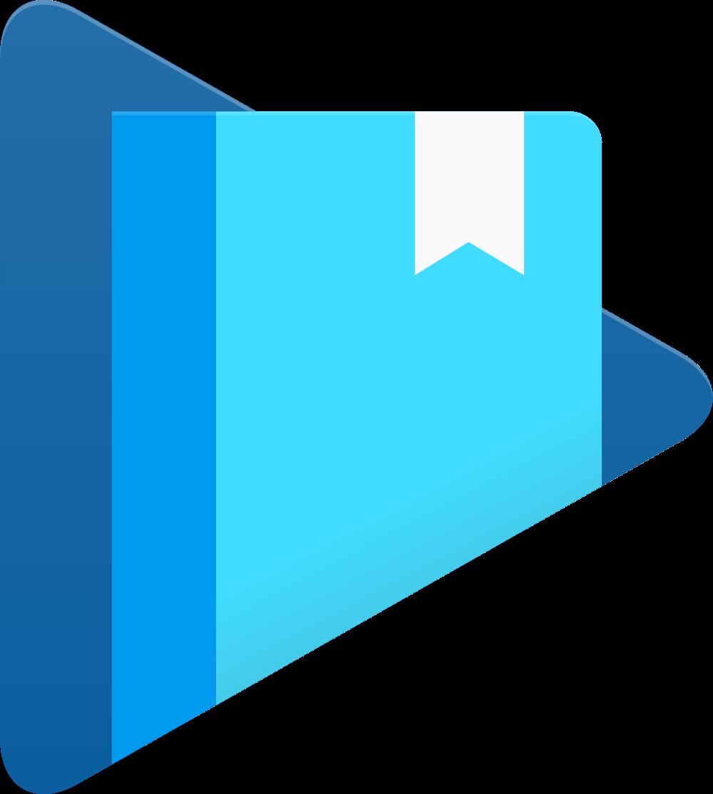 Logo von Google Play Books
