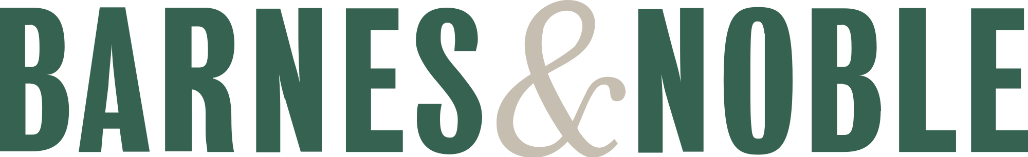 Logo von Barnes and Noble