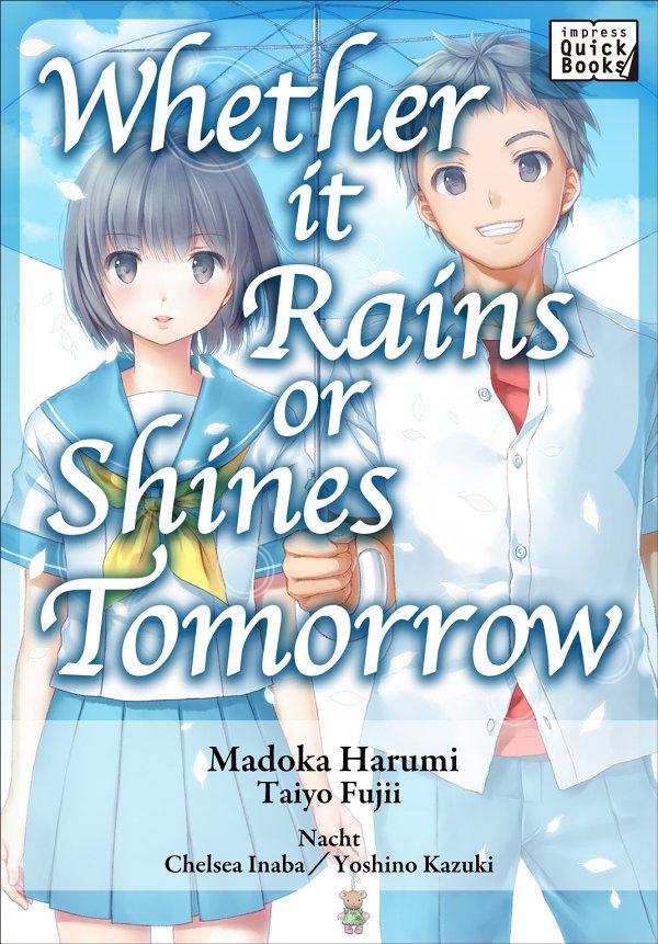 Das Cover von Whether it Rains or Shines Tomorrow von Impress Quick Books