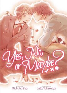Cover zu Yes, No or Maybe