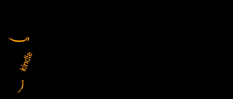 ein Logo mit den amazon und amazon-kindle logos in einem Mülleimer