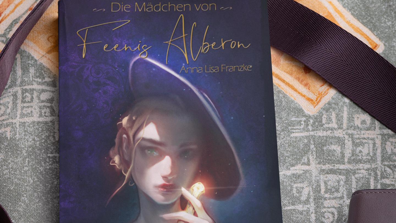 Werbebild für Feenis Alberon von Literra Magia
